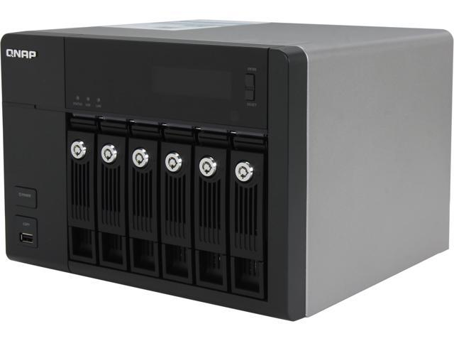QNAP TS-670 Diskless System 6-bay High Performance NAS for SMB