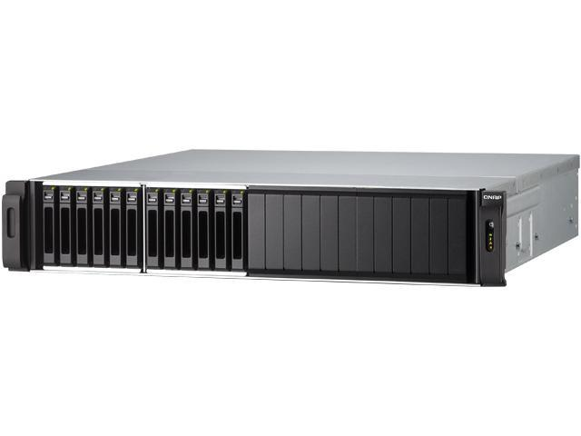 QNAP SS-EC1279U-SAS-RP Diskless System 12-bay 2.5