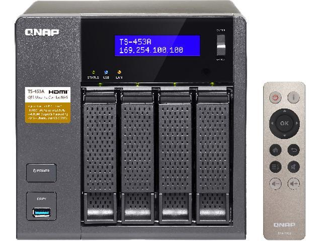 QNAP TS-453A-4G-US Network Storage