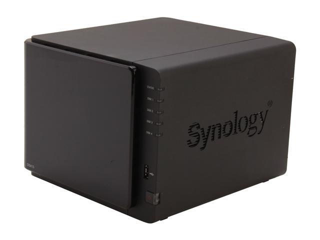 Synology DS413 DiskStation
