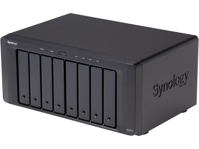 Synology DS1813+ Network Storage