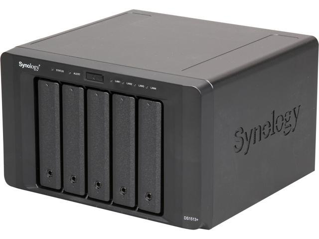 Synology DS1513+ Network Storage