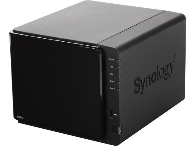 Synology DS413 4300 12TB (4 x 3TB) DiskStation
