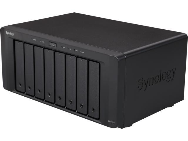 Synology DS1815+ Network Storage