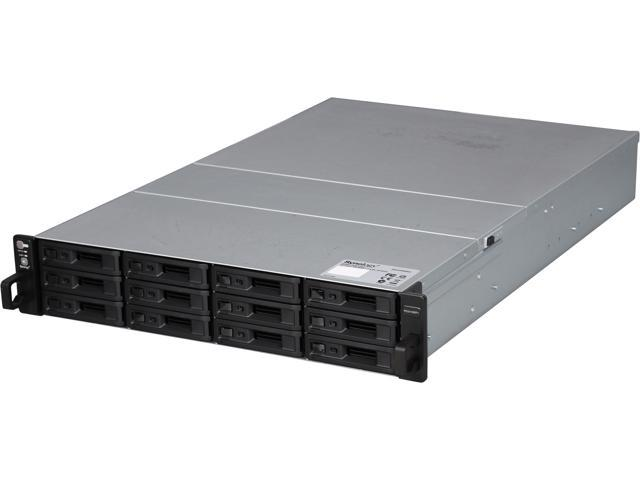 Synology RS2416RP+ Diskless System RackStation Network Storage