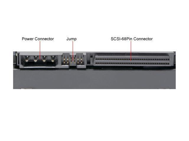 "Fujitsu MAW3300NP 300GB 10000 RPM 8MB Cache SCSI Ultra320 68pin 3.5"" Hard Drive"