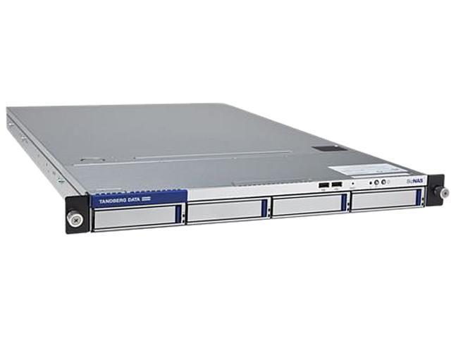 Tandberg Data 5100-NAS Diskless System BizNAS R400 Network-Attached Storage