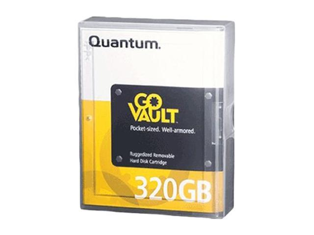 Quantum GoVault QRM320 320GB 5400 RPM SATA 1.5Gb/s Internal Hard Drive