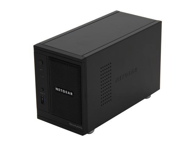 NETGEAR RNDP2210D-100NAS 2 x 1TB ReadyNAS Pro 2-bay (2x1TB desktop HD) w/ 3 yr warranty