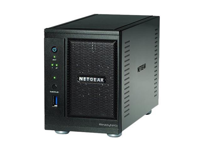 NETGEAR RNDP2230D-100NAS 2 x 3TB ReadyNAS Pro 2-bay (2x3TB desktop HD) w/ 3 yr warranty