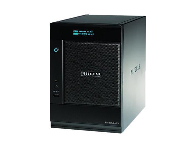 NETGEAR RNDP6620D-200NAS 6 x 2TB ReadyNAS Pro 6-bay (6x2TB desktop HD) w/ 3 yr warranty