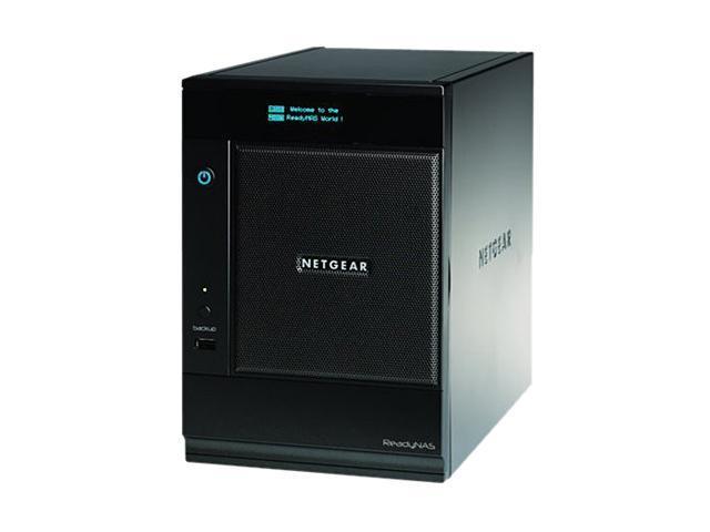 NETGEAR RNDP6630D-200NAS 6 x 3TB ReadyNAS Pro 6-bay (6x3TB desktop HD) w/ 3 yr warranty