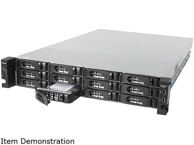 NETGEAR RN422X123-100NES NETGEAR ReadyNAS 4220X, 2U 10GBase-T