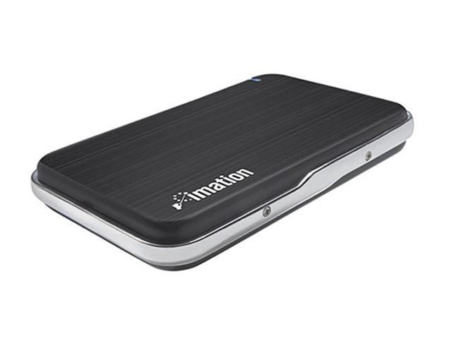 "Imation Apollo UX 320GB USB 2.0 2.5"" Portable Hard Drive"