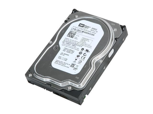 Western Digital Blue WD800JD 80GB 7200 RPM 8MB Cache SATA 3.0Gb/s 3.5