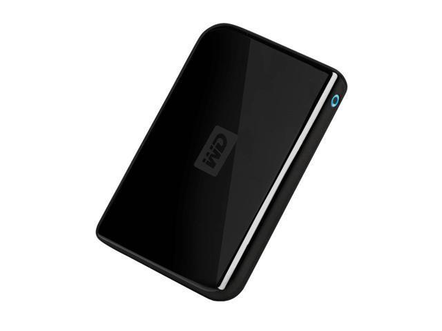 Western Digital Passport Portable 80GB USB 2.0 External Hard Drive WDXMS800TN