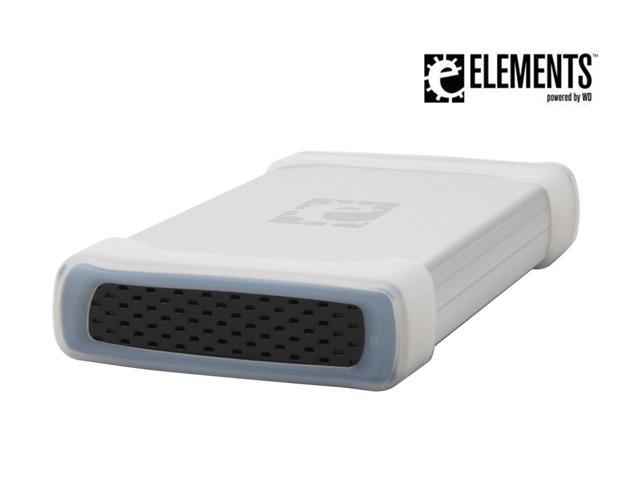 Western Digital Elements 320GB USB 2.0 External Hard Drive WDE1U3200N
