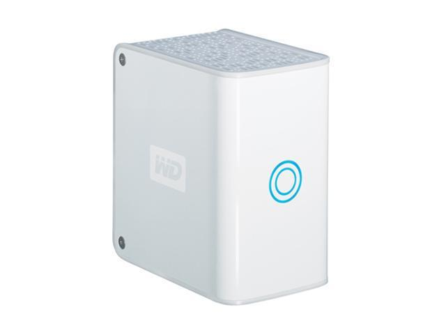 Western Digital WDG2NC10000N 1TB Network Storage with Remote Access