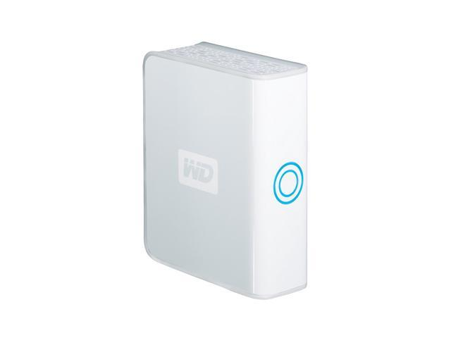 Western Digital My Book World Edition WDG1NC5000N 500GB Home Network Storage with Remote Access