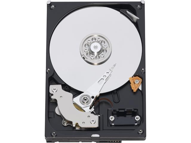 "Western Digital Blue WD5000AAJS 500GB 7200 RPM 8MB Cache SATA 3.0Gb/s 3.5"" Hard Drive Bare Drive"