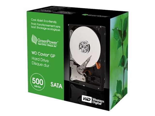 WD WD Green WD5000CSRTL 500GB 7200 RPM 16MB Cache SATA 3.0Gb/s 3.5