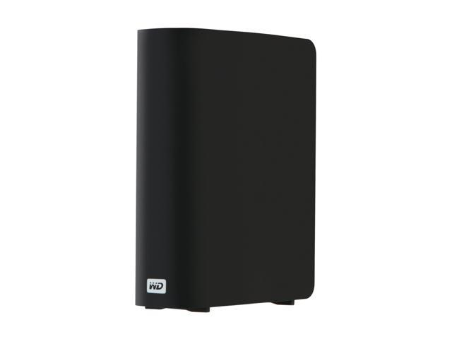 "WD My Book 2TB USB 3.0 3.5"" External Hard Drive Black"