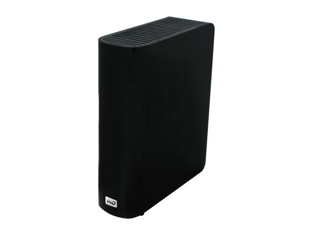 "WD My Book 3TB USB 3.0 3.5"" External Hard Drive Black"
