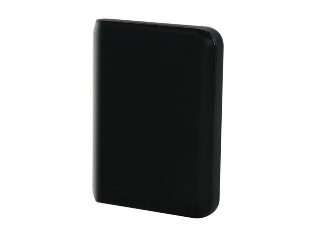 Western Digital My Passport Essential 500GB Portable Hard Drive (Black)