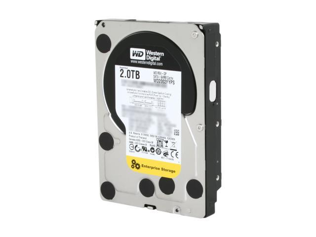 Western Digital WD RE4-GP WD2002FYPS 2TB 64MB Cache SATA 3.0Gb/s 3.5