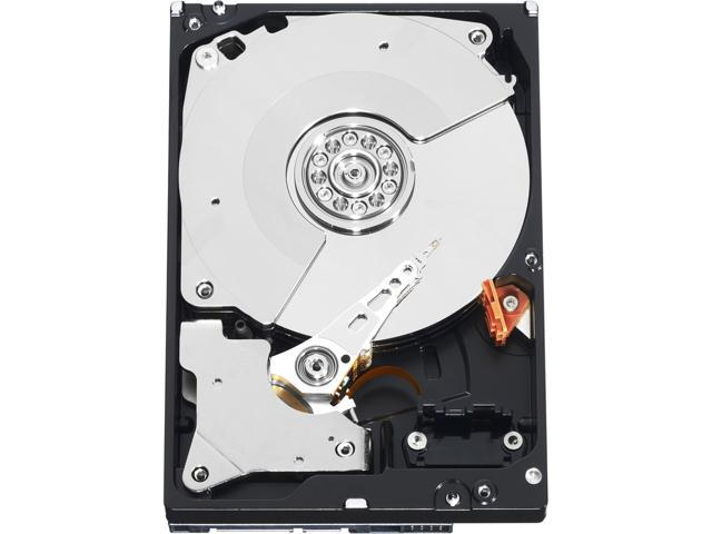 "Western Digital Black WD2002FAEX-20PK 2TB 7200 RPM 64MB Cache SATA 6.0Gb/s 3.5"" Internal Hard Drive - 20 Pack Bare Drive"