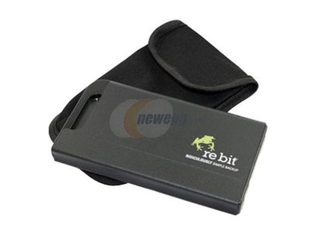 "Rebit 500GB USB 2.0 3.5"" External Hard Drive"