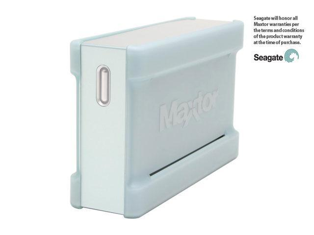 Maxtor OneTouch III 200GB USB 2.0 External Hard Drive F01E200