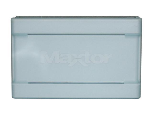 Maxtor OneTouch III 500GB USB 2.0 External Hard Drive T01H500 (STM305004OTAB01-RK)