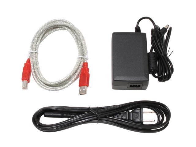 Maxtor Personal Storage 3200 500GB USB 2.0 External Hard Drive U01H500 (STM305004EHAB01-RK)
