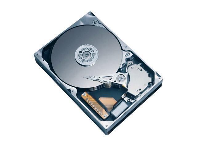 "Hitachi GST Deskstar T7K250 HDT722525DLA380 (0A31636) 250GB 7200 RPM 8MB Cache SATA 3.0Gb/s 3.5"" Hard Drive -Bare Drive"