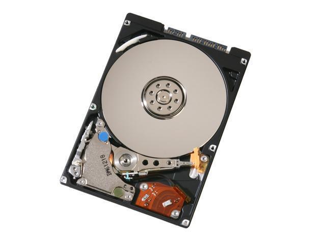 Hitachi GST Travelstar 7K200 HTS722020K9SA00 (0A50940) 200GB 7200 RPM 16MB Cache SATA 1.5Gb/s 2.5