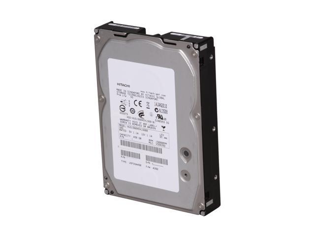 Hitachi GST Ultrastar 15K600 HUS156045VLS600 (0B23662) 450GB 15000 RPM 64MB Cache SAS 6Gb/s 3.5