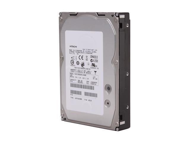 HGST Ultrastar 15K600 HUS156030VLS600(0B23661) 300GB 15000 RPM 16MB Cache SAS 6Gb/s 3.5
