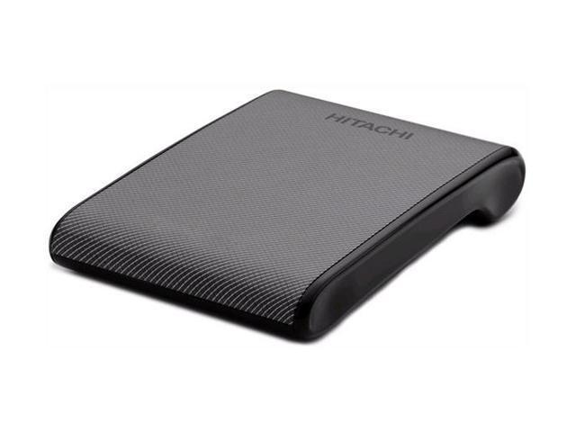 how to open hitachi external hard drive