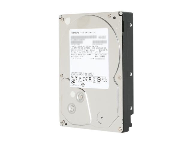 HGST Ultrastar A7K2000 0F11000 500GB 7200 RPM 32MB Cache SATA 3.0Gb/s 3.5