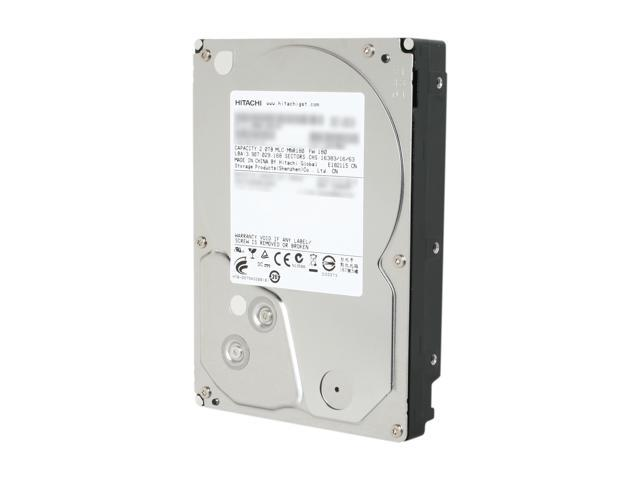 "Hitachi GST Deskstar 7K3000 HDS723020BLA642 (0f12115) 2TB 7200 RPM 64MB Cache SATA 6.0Gb/s 3.5"" Internal Hard Drive Bare ..."