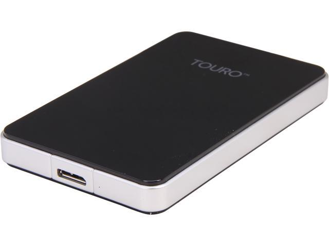 "HGST Touro Mobile Pro 500GB USB 3.0 2.5"" External Hard Drive 0S03105"