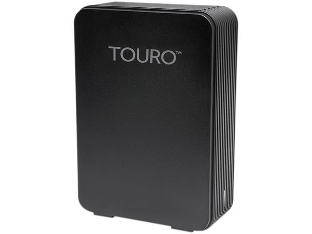 HGST Touro Desk 4TB USB 3.0 3.5