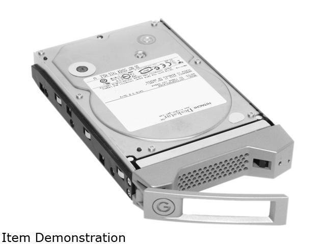 "G-Technology 0G02002 3TB 7200 RPM 32MB Cache SATA 3.0Gb/s 3.5"" G-Speed ES Enterprise Module"