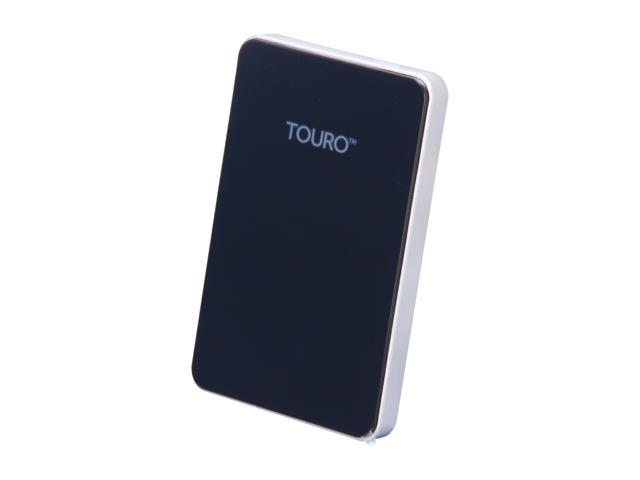 HGST 1TB Touro Mobile Pro External Hard Drive USB 3.0 Model 0S03559 Black