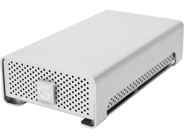 G-Technology G-RAID mini 2TB 7200 RPM USB 3.0 / 2 x FireWire 800 Dual-Drive Storage System Model 0G02616