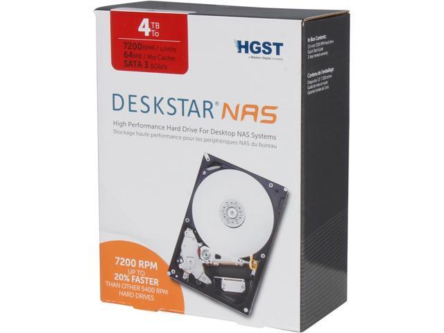 HGST Deskstar NAS 3.5