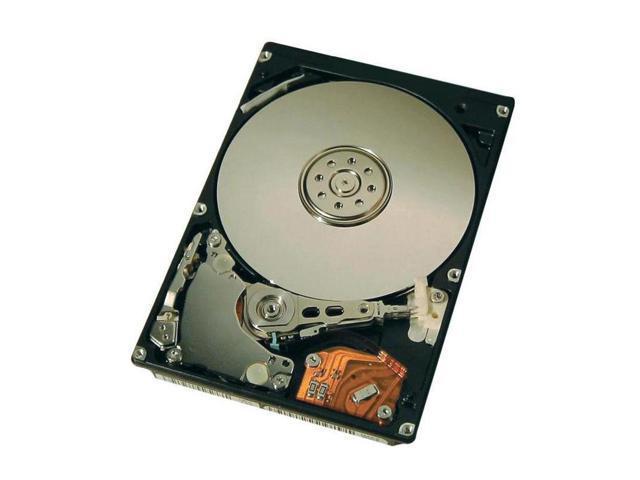 "Hitachi GST Travelstar 5K100 HTS541080G9AT00 (13G1584) 80GB 5400 RPM 8MB Cache IDE Ultra ATA100 / ATA-6 2.5"" Notebook Hard Drive Bare Drive"