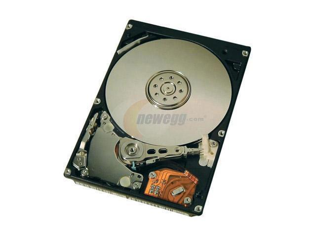 "Hitachi GST Travelstar 7K100 HTS721010G9SA00 (0A25016) 100GB 7200 RPM 8MB Cache 2.5"" SATA 1.5Gb/s Notebook Hard Drive -Bare Drive"