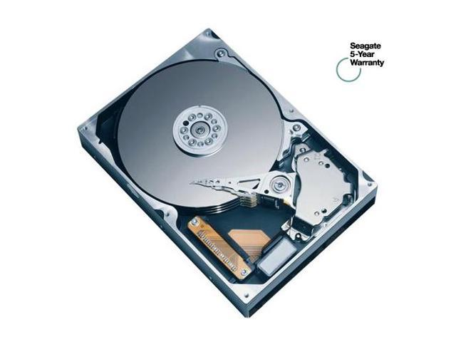 "Seagate Momentus 5400.2 ST9120821AS 120GB 5400 RPM 8MB Cache 2.5"" SATA 1.5Gb/s Notebook Hard Drive -Bare Drive"